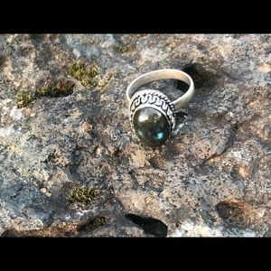 Robin's Nest Jewels Jewelry - SOLD Labradorite Ring